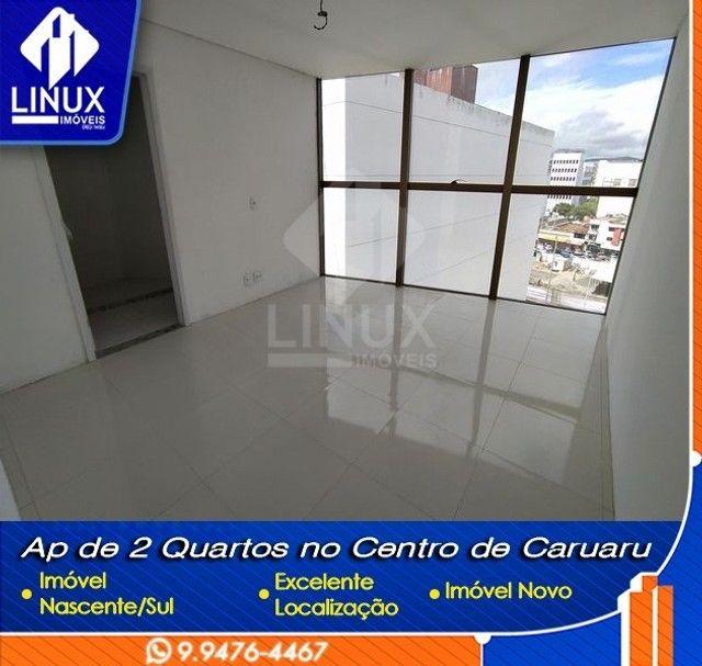Vendo Apartamento com 02 quartos (01 suíte) no Centro de Caruaru/PE.