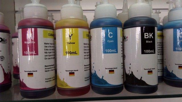 Tinta Corante Para Impressora Epson Original Hd Ink - Foto 3