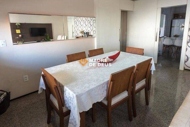Excelente apartamento nascente, 150 m2, 3 dormitórios, Dionisio Torees Fortaleza Ceará - Foto 5