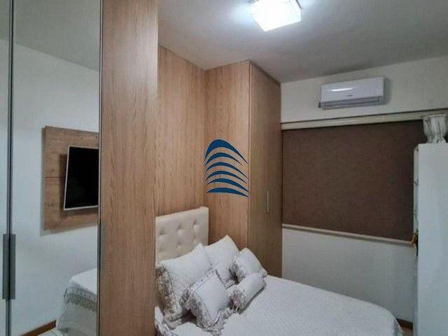 Apartamento 2 quartos sendo 1 suíte na Pituba! Excelente localização, varanda com fechamen - Foto 4