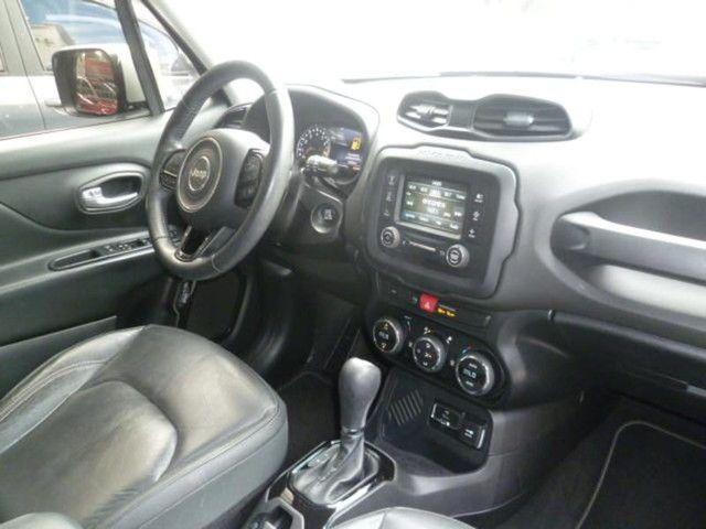 Jeep RENEGADE 1.8 16V FLEX LIMITED 4P AUT - Foto 5