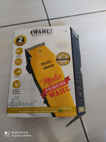 Máquina wahal profissional  - Foto 2