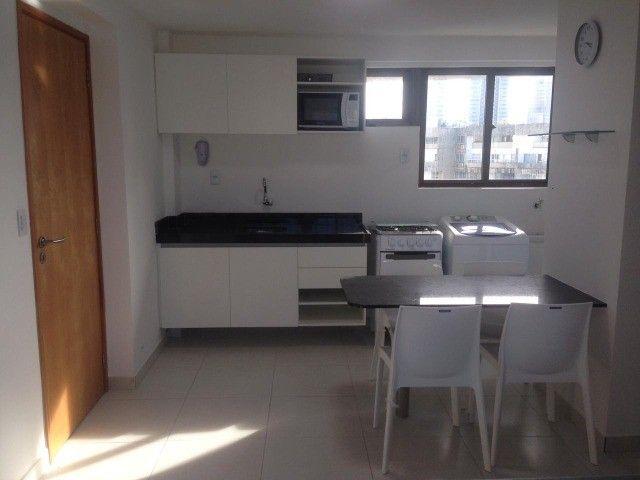 RL Lindo apartamento mobiliado em excelente localização em Boa Viagem - Foto 6