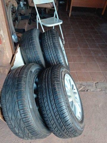 Vendo rodas powertech  - Foto 2