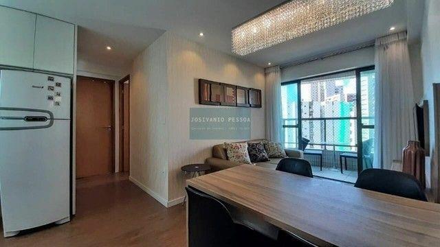 RL Lindo apartamento mobiliado em excelente localização em Boa Viagem - Foto 3