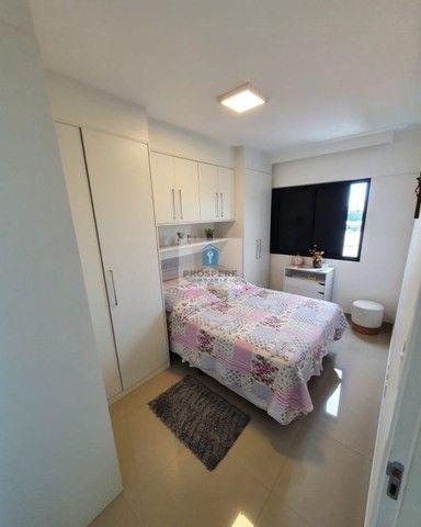 Apartamento de 2 quartos, finamente decorado em Pernambués - Foto 18
