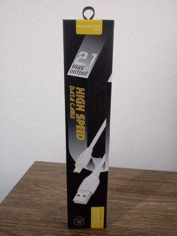 Cabo USB carregador/dados H Maston - Foto 2