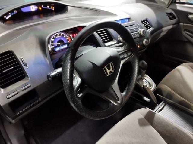 HONDA CIVIC Sedan LXS 1.8/1.8 Flex 16V Aut. 4p BLINDADO - Foto 5