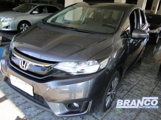 Honda Fit EX/S/EX 1.5 Flex/Flexone 16V 5p Aut. - Foto 2