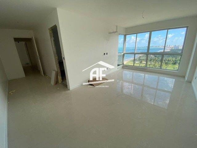 Cobertura nova com Vista total e ampla na beira mar da praia de guaxuma - Foto 9