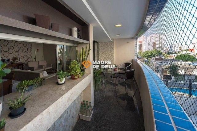 Excelente apartamento nascente, 150 m2, 3 dormitórios, Dionisio Torees Fortaleza Ceará - Foto 3