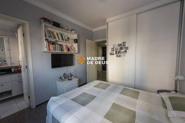 Excelente apartamento nascente, 150 m2, 3 dormitórios, Dionisio Torees Fortaleza Ceará - Foto 12