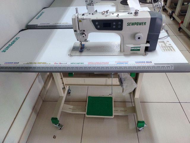 Reta industrial direct drive 12x R$230,00 - Foto 6