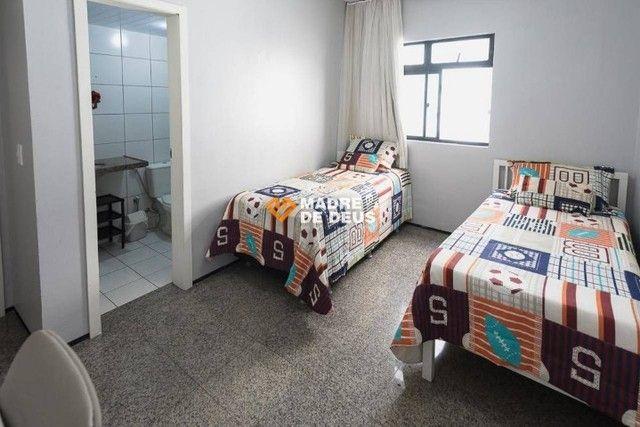 Excelente apartamento nascente, 150 m2, 3 dormitórios, Dionisio Torees Fortaleza Ceará - Foto 13