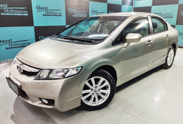 HONDA CIVIC Sedan LXS 1.8/1.8 Flex 16V Aut. 4p BLINDADO - Foto 3