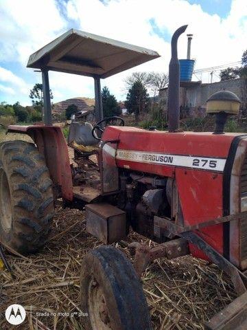 Trator Massey Ferguson 275 - Foto 3