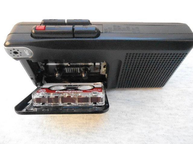 Mini gravador de bolso