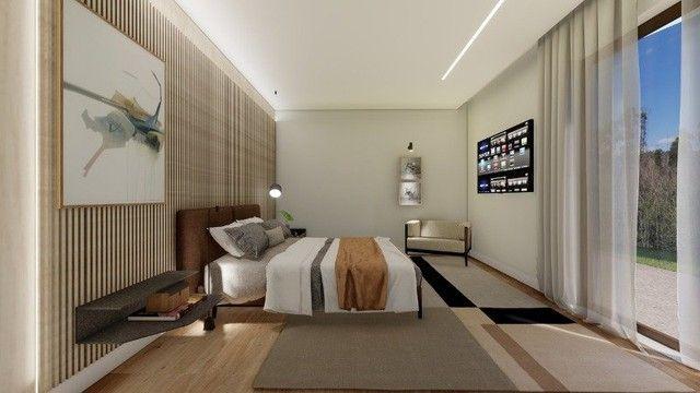 Casa de condomínio Linear 338M² Lote 1.000M² 4 suítes e tudo Mais. Alphaville Lagoa Ingles - Foto 15