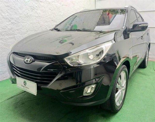Hyundai ix35  2.0L 16v (Flex) (Aut) FLEX AUTOMÁTICO - Foto 9