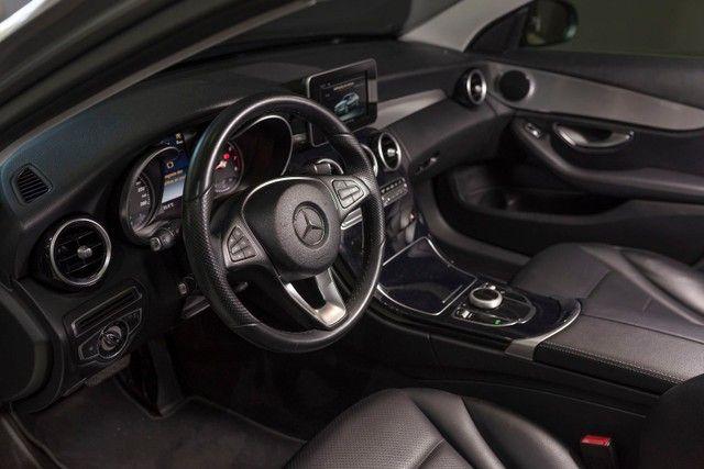 Mercedes-Benz C 180 2016 58.000km - Foto 8