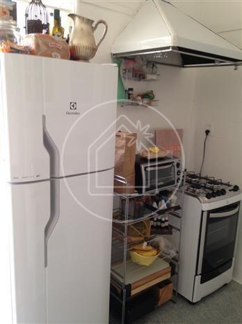 Apartamento à venda com 2 dormitórios em Jardim botânico, Rio de janeiro cod:830805 - Foto 14