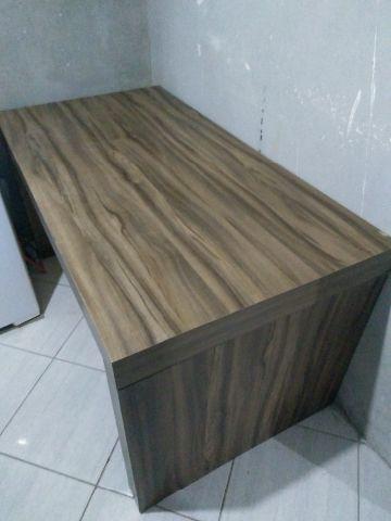Mesa balcão ( sem cadeiras ) 0,80 cm X 1,55 cm