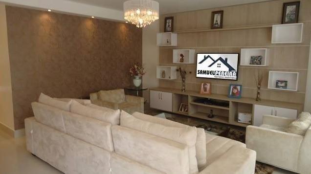 Samuel Pereira oferece: Casa RK 3 Suites 1ª Rua Sobradinho Nova Moderna Finíssimo Acabamen