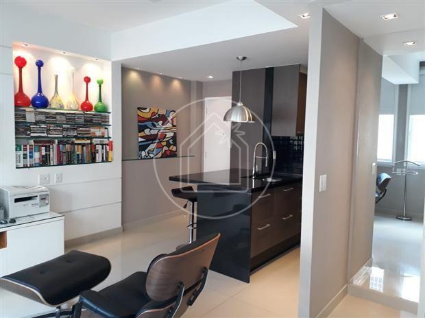 Apartamento à venda com 1 dormitórios em Ipanema, Rio de janeiro cod:833776 - Foto 2