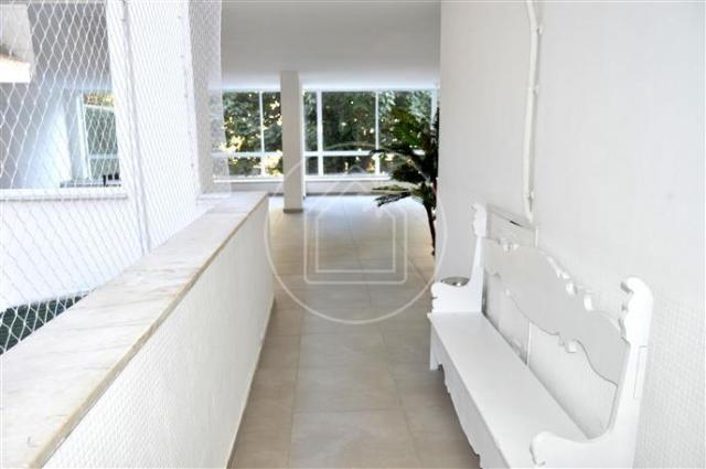 Apartamento à venda com 3 dormitórios em Jardim botânico, Rio de janeiro cod:736108 - Foto 11