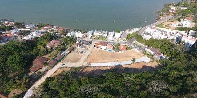 Terreno 458 m² com Vista para o Mar na Ponta de Baixo - São José - Foto 2