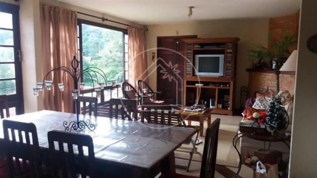 Casa à venda com 4 dormitórios em Itaipava, Petrópolis cod:788931 - Foto 3