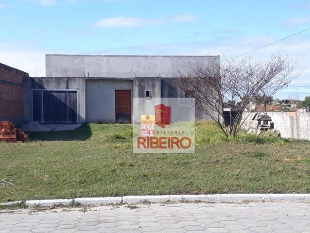 Casa residencial à venda, Zona Nova Sul, Balneário Arroio do Silva.