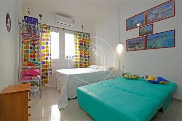 Apartamento à venda com 1 dormitórios em Copacabana, Rio de janeiro cod:832664 - Foto 10