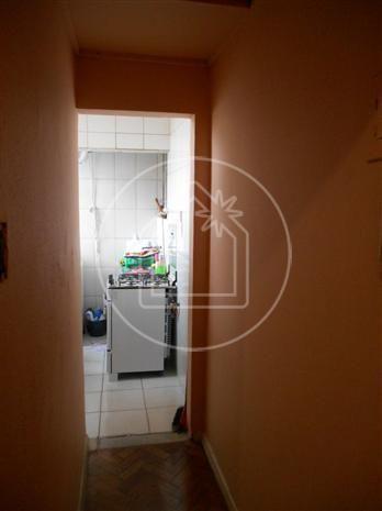 Apartamento à venda com 1 dormitórios em Rio comprido, Rio de janeiro cod:791824 - Foto 12