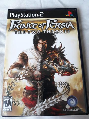 Prince of Perdia- The Two Thrones