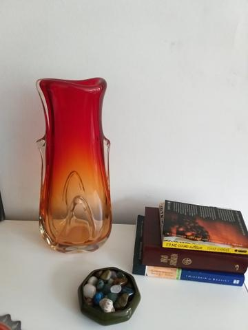 Vaso Decorativo em Murano