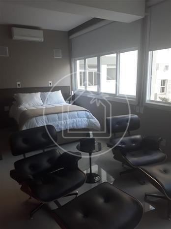 Apartamento à venda com 1 dormitórios em Ipanema, Rio de janeiro cod:833776 - Foto 11