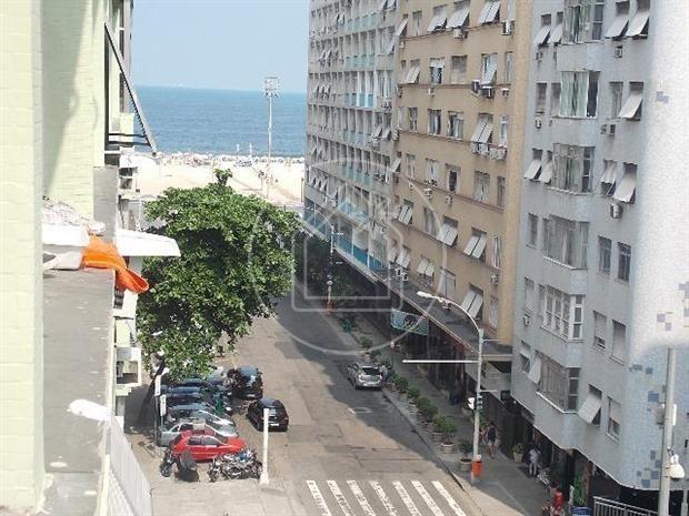 Apartamento à venda com 1 dormitórios em Copacabana, Rio de janeiro cod:832664