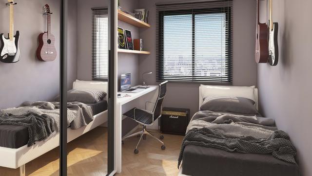 Apartamentos 3 Dormitórios no Cajuru - Foto 6
