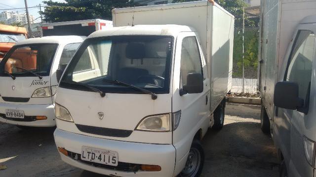 Caminhão Hafe Rui Pickup Bau