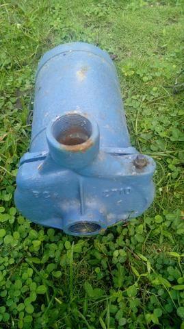 Motor para irrigacao