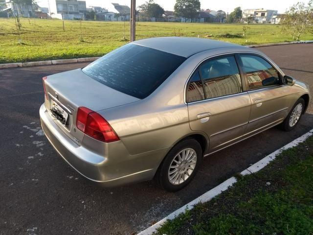 Honda Civic 2001 EX Automático 2.0