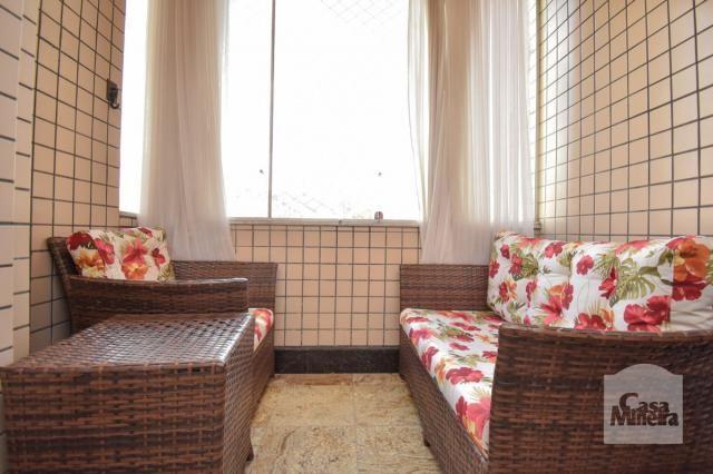 Apartamento à venda com 3 dormitórios em Nova granada, Belo horizonte cod:239971 - Foto 5