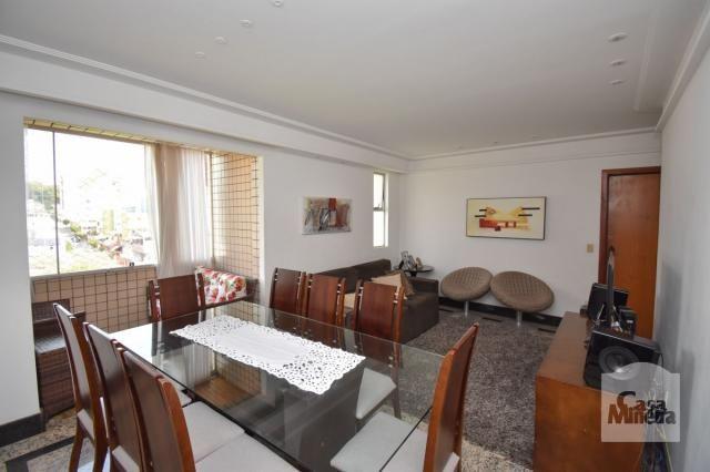 Apartamento à venda com 3 dormitórios em Nova granada, Belo horizonte cod:239971 - Foto 2