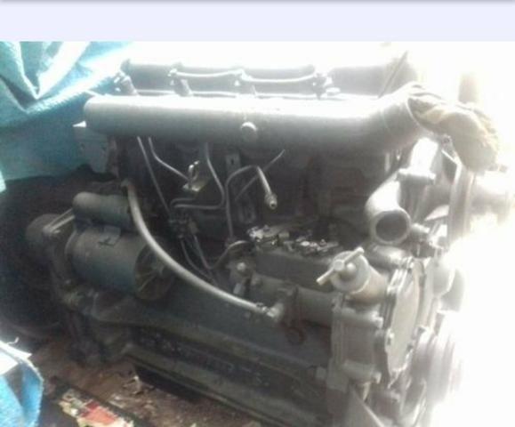 Motor Diesel 4 Cc Trator Ford 4600 5600 6600 F4000 , - Foto 4