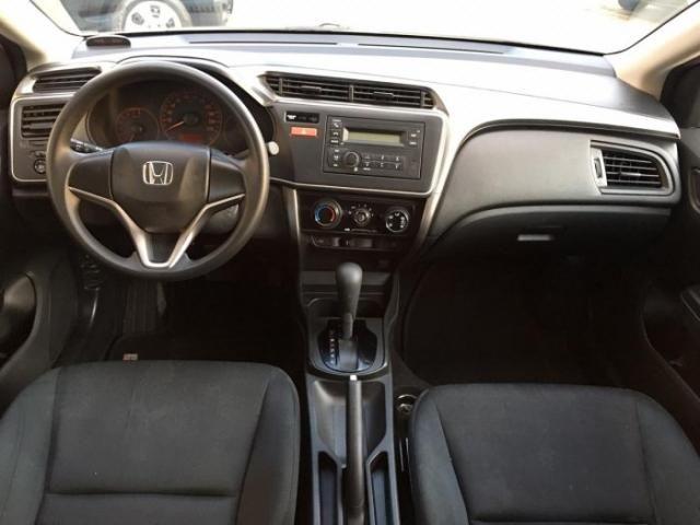 Honda city 2015 1.5 lx 16v flex 4p automÁtico - Foto 5