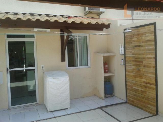 Casa residencial à venda, lagoa redonda, fortaleza. - Foto 12