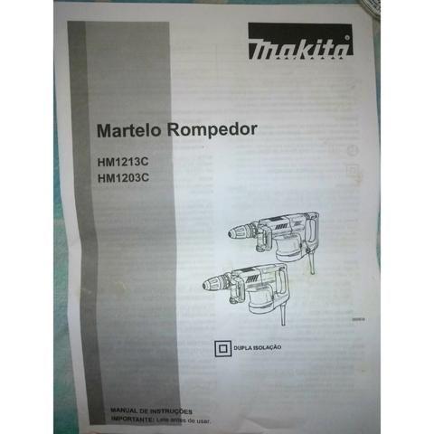 Martelete Makita - Foto 3