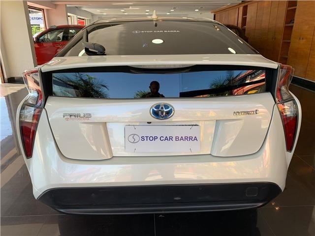Toyota Prius 1.8 16v híbrido 4p automático - Foto 3