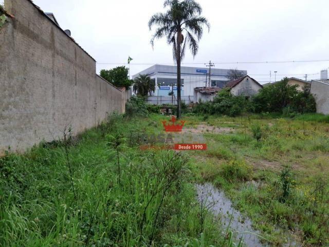 1041,40 m², prox. portal, duas frentes, comercial ou residencial - zr-4 coeficiente 2,5 e  - Foto 8